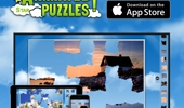 Animated Puzzles Star App Store